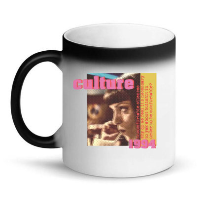 Culture 1994 Magic Mug Designed By Psninetynine