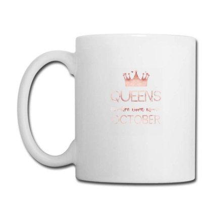 Birthday Born In October Coffee Mug