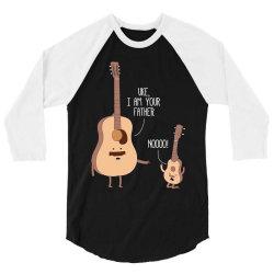 i am your father ukulele lovers father's day gift 3/4 Sleeve Shirt   Artistshot