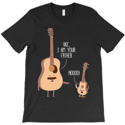 i am your father ukulele lovers father's day gift T-Shirt   Artistshot