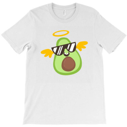 Avocado Love T-shirt Designed By Designsbymallika