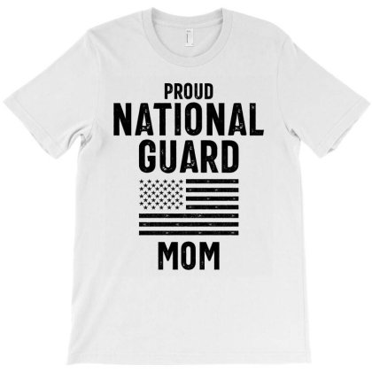 Proud National Guard Mom - Memorial Day Gift T-shirt Designed By Cidolopez