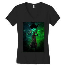 Sword Master Awakening Women's V-Neck T-Shirt | Artistshot