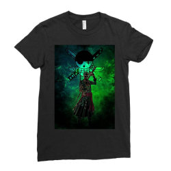 Sword Master Awakening Ladies Fitted T-Shirt | Artistshot