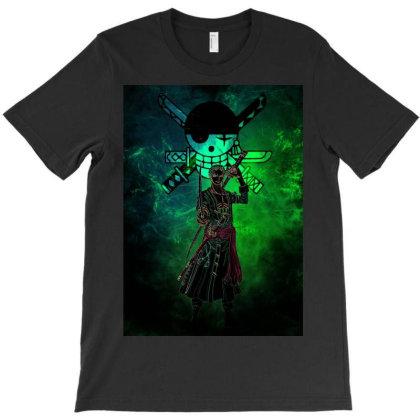 Sword Master Awakening T-shirt Designed By Ryukrabit
