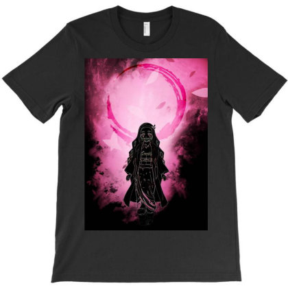 Half Demon Awakening T-shirt Designed By Ryukrabit