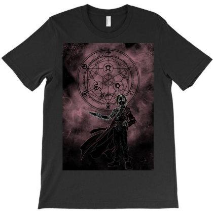 Alchemist Awakening T-shirt Designed By Ryukrabit