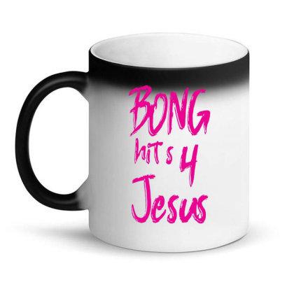 Bong Hits 4 Jesus Magic Mug Designed By Lyly