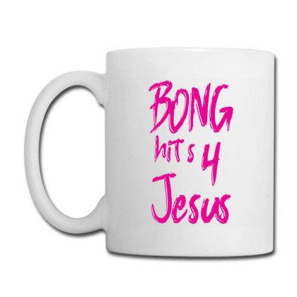Bong Hits 4 Jesus Coffee Mug Designed By Lyly