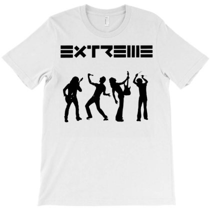 Extreme   Iii T-shirt Designed By Lyly