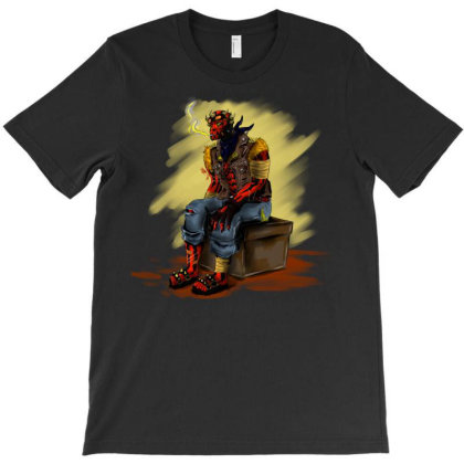 Maul The Wild T-shirt Designed By Onoha