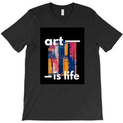 Art T-shirt Designed By Gursheen
