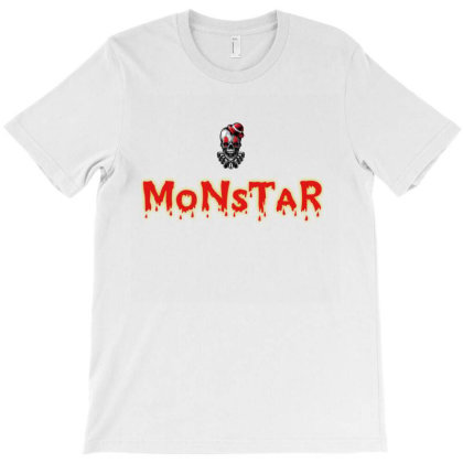 Monster 1 T-shirt Designed By Babai1
