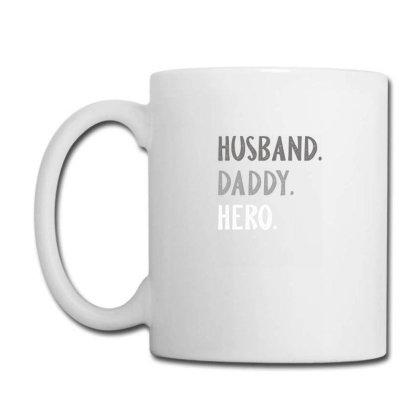 Husband Daddy Hero Coffee Mug Designed By Sengul