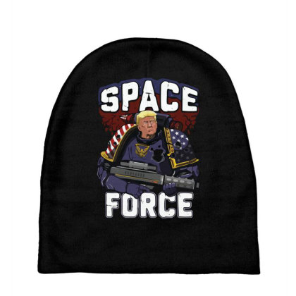 Space Force Baby Beanies Designed By Rasyid_indra14