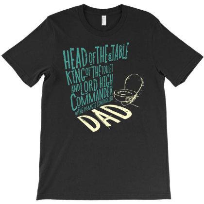 Funny Dad Gag T-shirt Designed By Ismi