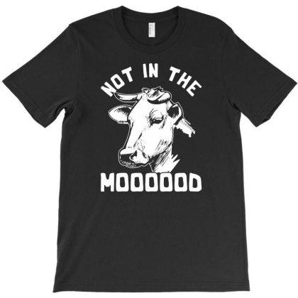 Funny Farm Animal Cow T-shirt Designed By Ismi
