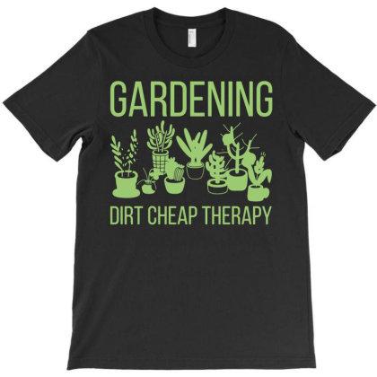Gardener Plants Garden T-shirt Designed By Ismi
