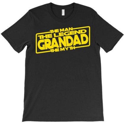 Grandad T-shirt Designed By Ismi