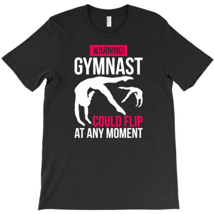 Gymnast Sport Gymnastics T-shirt Designed By Ismi