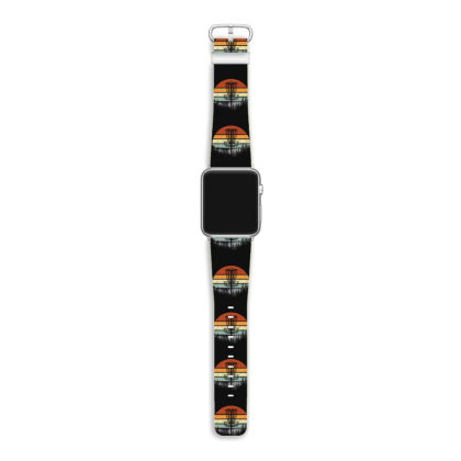 Best Dad By Par Retro Golf Dad Golf Lover Vintage Apple Watch Band Designed By Hoainv