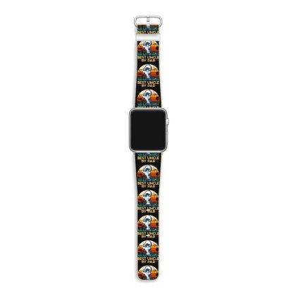 Best Uncle By Par Apple Watch Band Designed By Hoainv