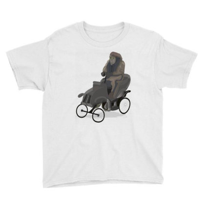 Chimpanzee Youth Tee Designed By Rococodesigns