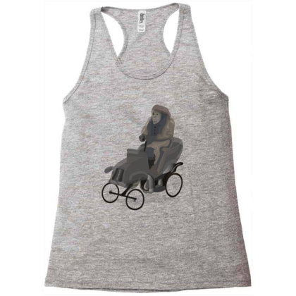 Chimpanzee Racerback Tank Designed By Rococodesigns