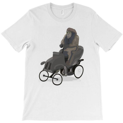 Chimpanzee T-shirt Designed By Rococodesigns