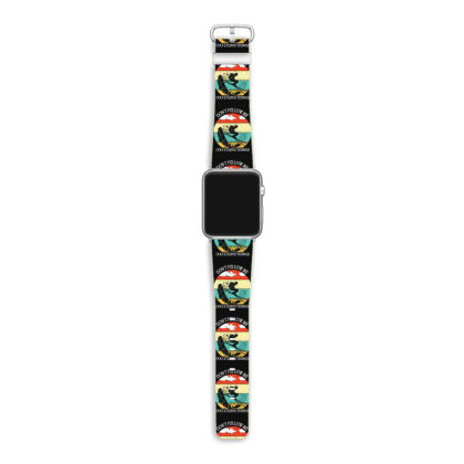Don't Follow Me I Do Stupid Things Apple Watch Band Designed By Hoainv
