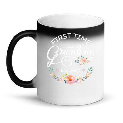 First Time Grandma Magic Mug Designed By Hoainv