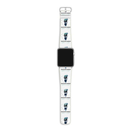 Fontline Warrior Together We Fight Apple Watch Band Designed By Hoainv