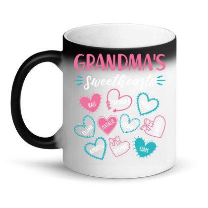 Grandmas Sweethearts Magic Mug Designed By Hoainv