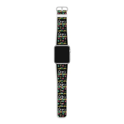 Gigi's Love Bugs Apple Watch Band Designed By Hoainv