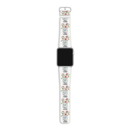 Happiness Is Being A Grammy Apple Watch Band Designed By Hoainv
