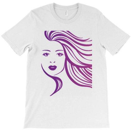Unmark Lady T-shirt Designed By Kira