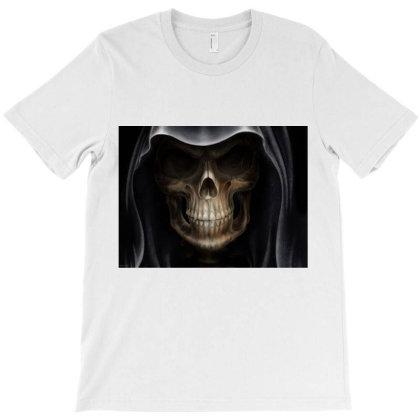 Skull T-shirt Designed By Babai1