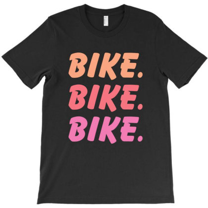 Bike T-shirt Designed By Sengul