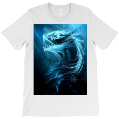 Abyssdrago T-shirt Designed By Babai1