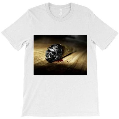 Dark Skull T-shirt Designed By Babai1