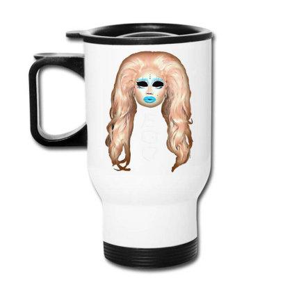 Ego Head T Shirt Travel Mug Designed By Babydoll