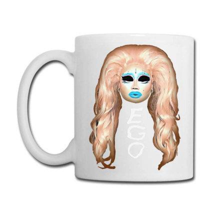 Ego Head T Shirt Coffee Mug Designed By Babydoll
