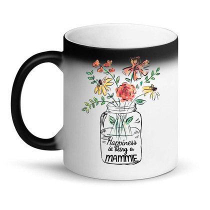 Happiness Is Being A Mammie Magic Mug Designed By Hoainv