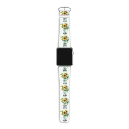 Happiness Is Being A Memaw Apple Watch Band Designed By Hoainv