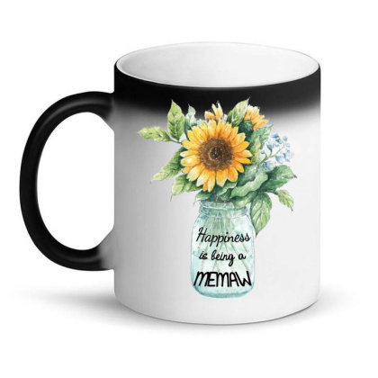 Happiness Is Being A Memaw Magic Mug Designed By Hoainv