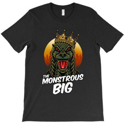 The Monstrous Big T-shirt Designed By Sober Artwerk
