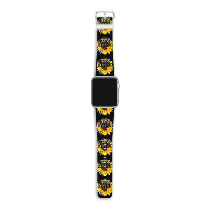 Happiness Is Being A Momand Nonnie Apple Watch Band Designed By Hoainv