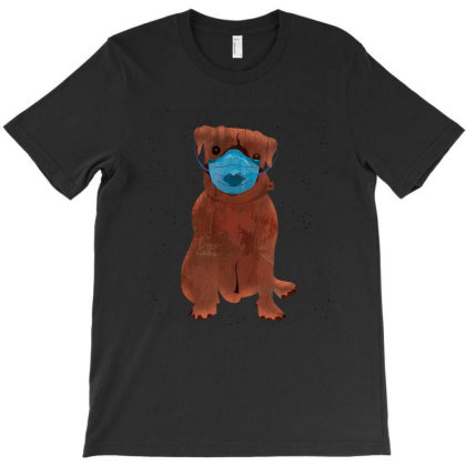 Pug Life T-shirt Designed By Rococodesigns
