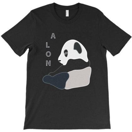 Panda T-shirt Designed By Rococodesigns