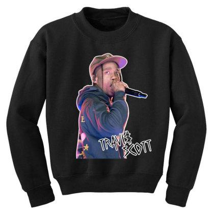 Travis Scott Youth Sweatshirt Designed By Diaheka92